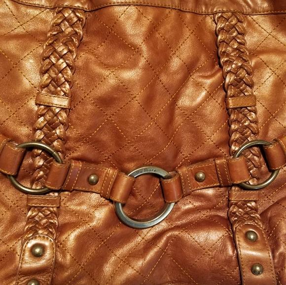 Isabella Fiore Handbags - Real Leather Copper Isabella Fiore Purse